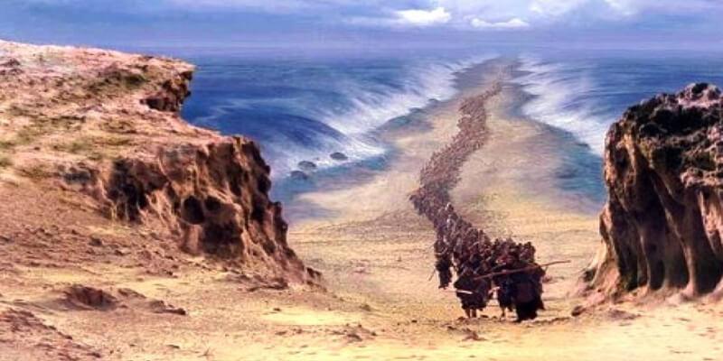 تعرض سيدنا موسى للموت