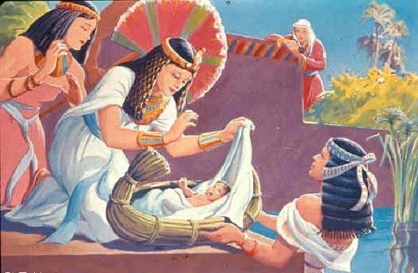 قصص الأنبياء قصة سيدنا موسى علية السلام كاملة