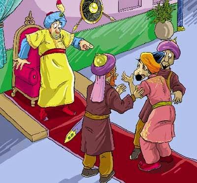 قصة الملك الكريم